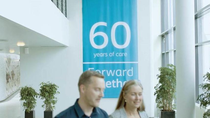 60 ans de soins